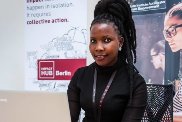 From Uganda to Berlin Ruth Nabembezi