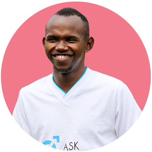 ask-without-shame-Derrick-Byaruhanga-Peer-Educator-Coordinator